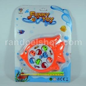 MAINAN PANCING IKAN MAGNET ANAK FISHING GAME KIDS TOY